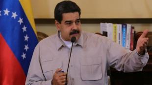 Nicolás Maduro, presidente de Venezuela. Foto:EFE/Prensa Presidencia