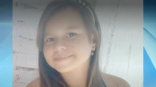 Noticias RCN pública la foto de la niña por solicitud de sus padres para poder ubicarla