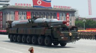 Los continuos test de armas del régimen de Kim Jong-un han incrementado la tensión en la península y endurecido la retórica de la administración Trump. Foto: AFP