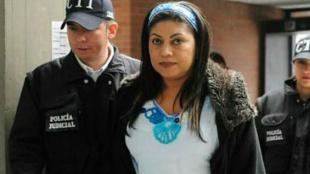 Oneida Pinto, exgobernadora de Guajira. Foto: Procuraduría General de la Nación