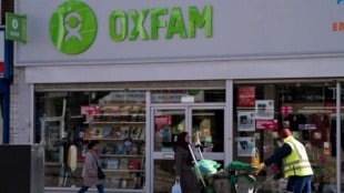 Sede de la ONG Oxfam. Foto: AFP