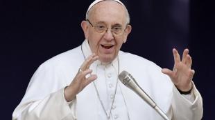 El papa Francisco. Foto: AFP