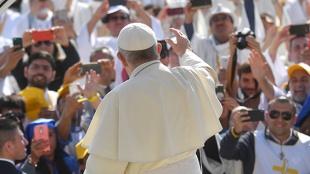 El sumo pontífice visita Chile esta semana. Foto: EFE.