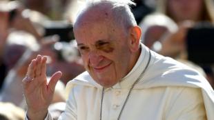 El papa Francisco. Foto: Vincenzo Pinto / AFP