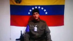 Foto: Piloto venezolano Óscar Pérez