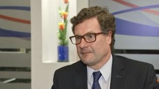 Luis Fernando Andrade, presidente de la Agencia Nacional de Infraestructura. Foto: Noticias RCN