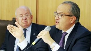 Procurador general de la Nación Fernando carrillo Flórez. Foto: Procuraduria.gov.co