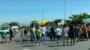 Foto: Protesta en Cúcuta