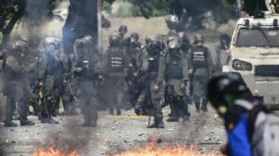 Foto Ronaldo Schemidt / Agencia AFP