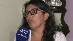 Gloria Valero.