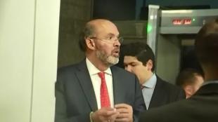 Francisco Ricaurte, expresidente de la Corte Suprema de Justicia. Foto: NoticiasRCN.com