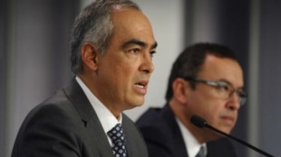 Rodrigo Rivera, alto comisionado para la Paz. Foto: @ComisionadoPaz