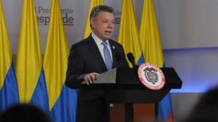 El presidente Juan Manuel Santos. Foto: Oficial
