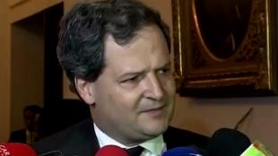 Sergio Jaramillo, alto Comisionado para la Paz. Foto: NoticiasRCN.com