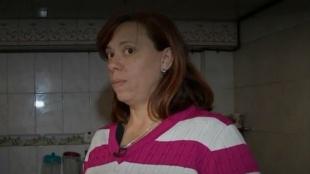 Maxilyn Ríos es una venezolana que llegó a Bogotá junto a sus tres hijos