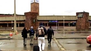El 20% de los venezolanos que llegan a Bogotá cada semana son niños. Foto: NoticiasRCN.com