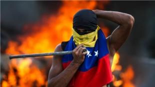 La crisis en Venezuela aumenta, con 23 personas muertas tras brotes de violencia durante protestas contra Maduro. Foto: EFE.