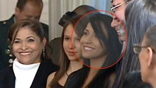 Yara Malo, hija del magistrado de la CSJ, Gustavo Malo. NoticiasRCN.com