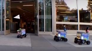 Kiwi Campus, una plataforma de robots domiciliarios