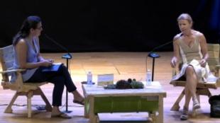 Conversatorio enero 31: Lionel Shriver con Marianne Ponsford