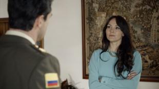 Avance: Milena está dispuesta a evitar que su esposo viaje a Medellín