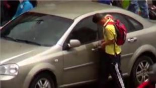 'Los estucheros', la temida organización criminal que roba al interior de los carros en Bogotá