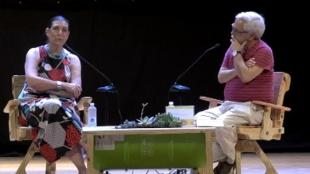 Conversatorio enero 30: Alma Guillermoprieto y Juan Cruz