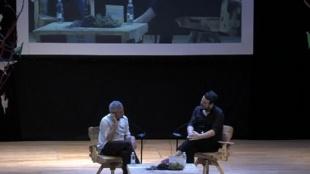 Coversatorio 29 de enero: Alessandro Baricco conversa con Manuel Ventura
