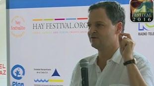 Niños pidieron explicaciones sobre el proceso de paz al alto comisionado Sergio Jaramillo