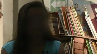 """""""Estaba loco, me cogió del cabello y con mi cabeza le pegó a todo"""": víctima de violencia intrafamiliar"""