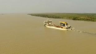 Agua potable de Mompós es afectada por la sequía del río Magdalena