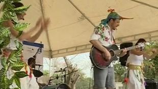 A ritmo de champeta, empezó el Hay Festivalito comunitario en Cartagena