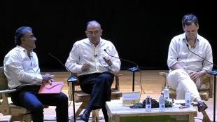 Humberto de la Calle y Sergio Jaramillo hablaron del proceso de paz en Cartagena
