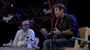 Conversatorio 28 de enero: Jorge Perugorría conversa con Sandro Romero Rey