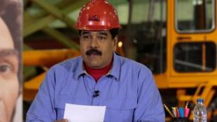 """Nicolás Maduro: """"estoy loco como una cabra"""""""