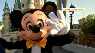 Mickey Mouse se dejó contagiar por la Expedición RCN desde parque Magic Kigndom