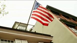 El museo de Betsy Ross, la costurera que confeccionó la bandera de EE.UU.