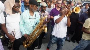 Si hay una ciudad que respira música, esa es New Orleans