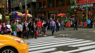 La Expedición RCN recorrió las calles de Nueva York