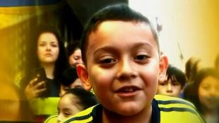 En la Expedición RCN los niños viven la alegría de la Copa América Centenario
