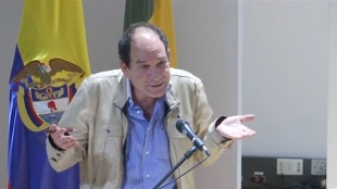 Juan Carlos Henao, asesor jurídico del Gobierno. Foto: Noticias RCN.