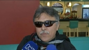 Jesús Santrich, vocero de las Farc. Foto: Noticias RCN.