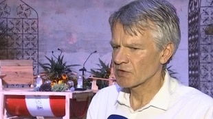 El escritor Olivier Weber habló sobre su experiencia como reportero de guerra