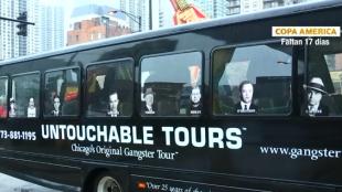 El tour que cuenta la historia del gánster estadounidense Al Capone de los años 20
