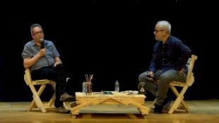 César Aira en conversación con Claudio López de Lamadrid
