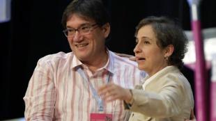 Carmen Aristegui en conversación con Jaime Abello