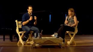 Joël Dicker en conversación con Kirsty Lang