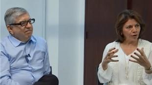 Expresidentes Chinchilla de Costa Rica y Gaviria de Colombia hablaron de los orígenes de la crisis en Venezuela