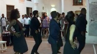 'Fábrica de lo común', una exposición donde el arte se toma Cartagena