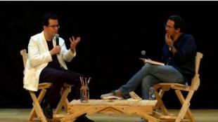 Hisham Matar en conversación con Juan Gabriel Vásquez